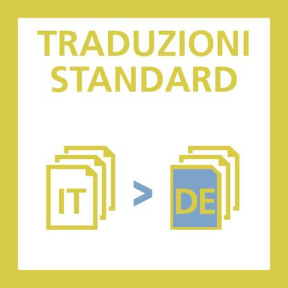 traduzione italiano tedesco