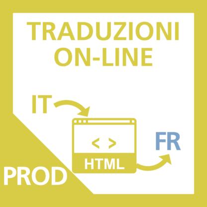 Traduzione Scheda Prodotto da Italiano a Francese